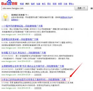 张恒嘉网站被收录